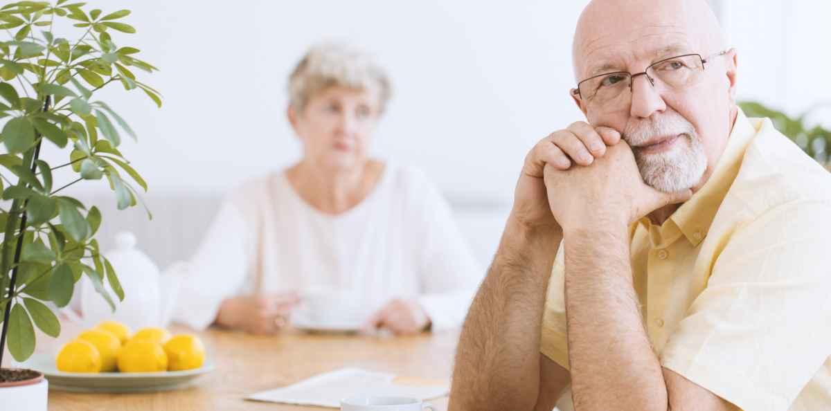 illamående hos äldre