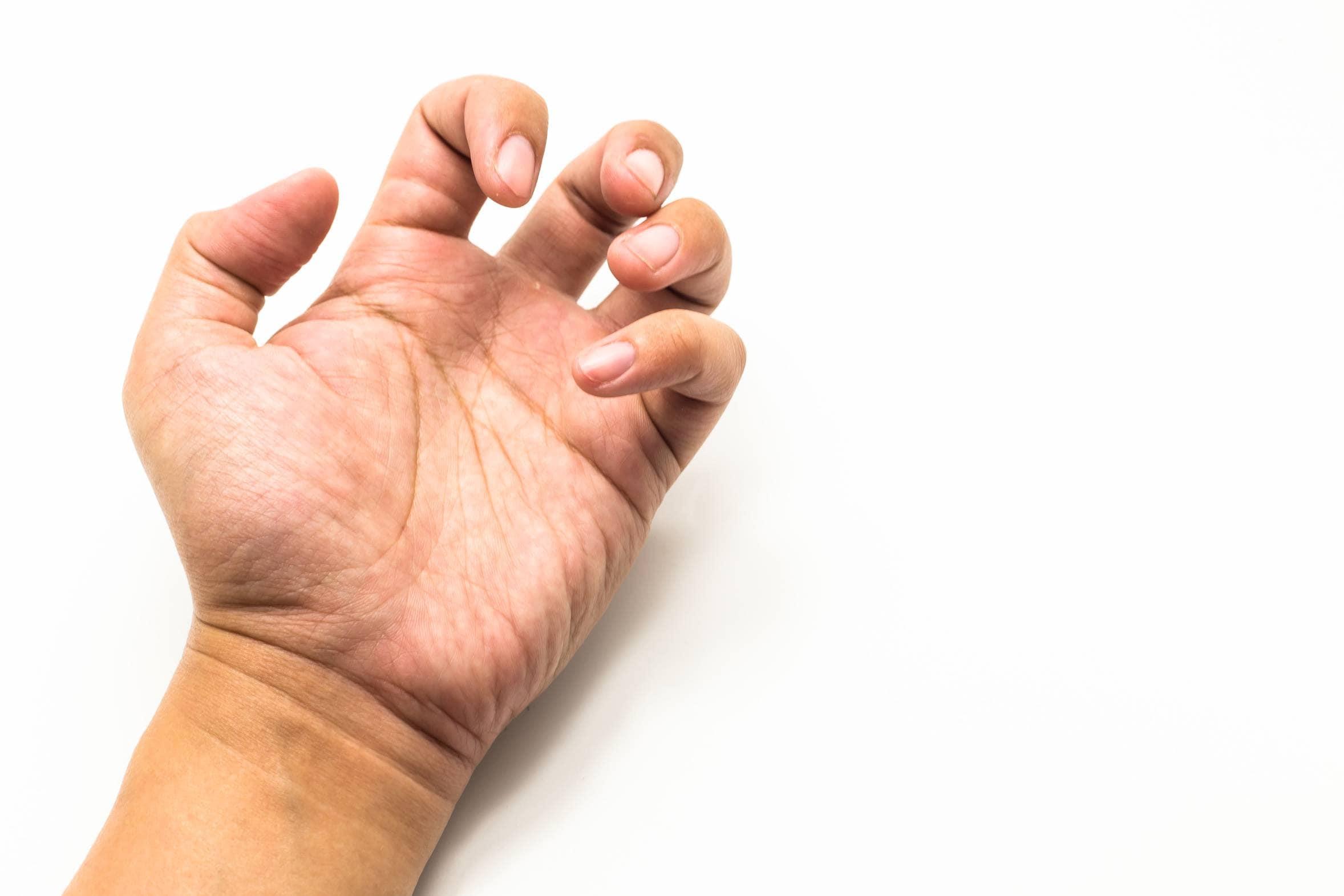 domningar i händer och fötter på natten