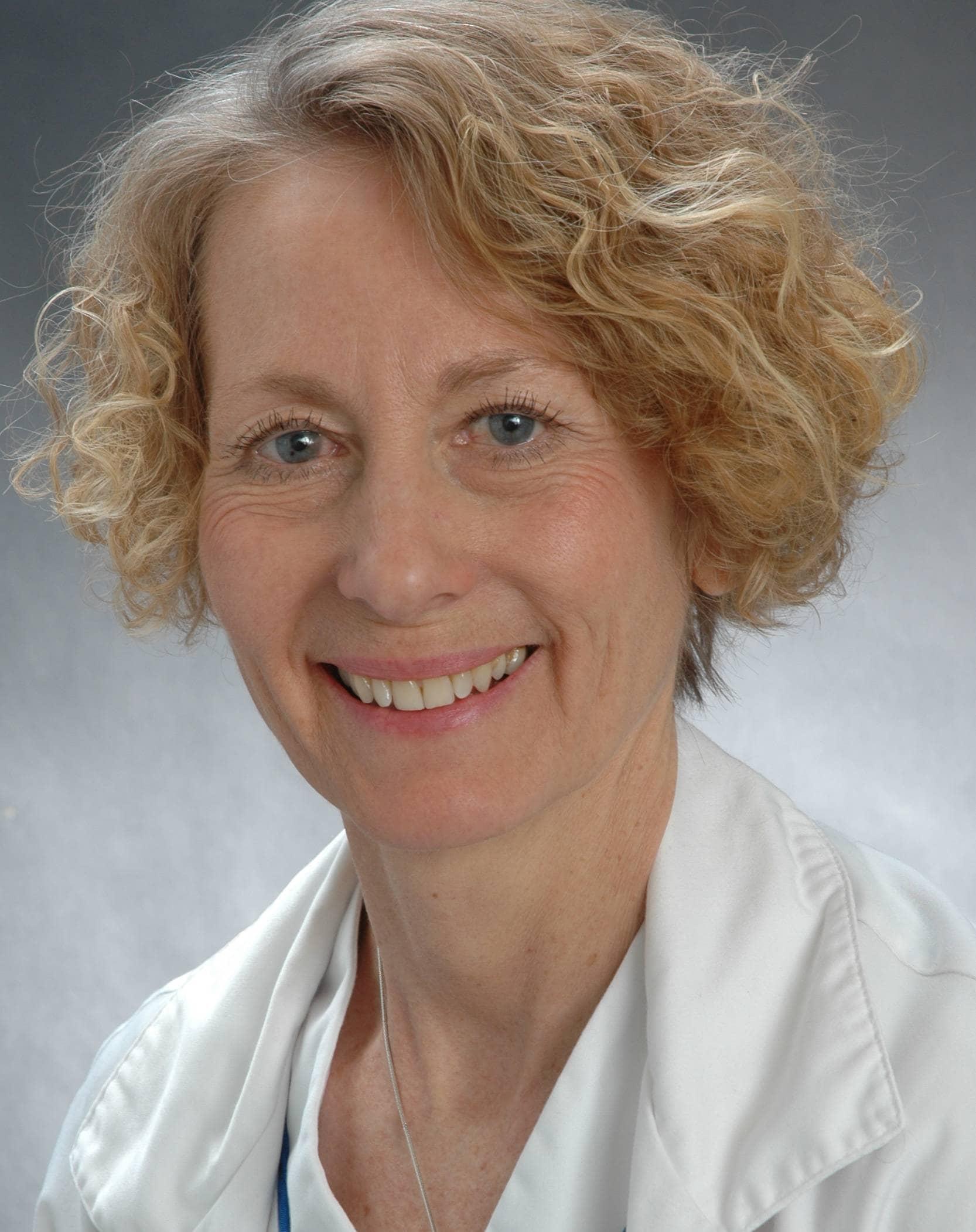 Marie Studahl som är docent och överläkare om bältros (herpes zoster)