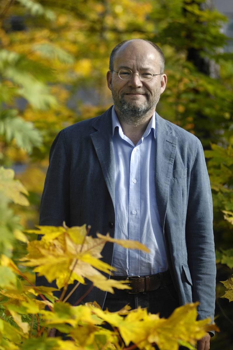 Professor Johan Frostegård