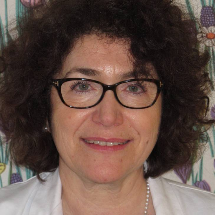 Överläkare Joanna Wallengren